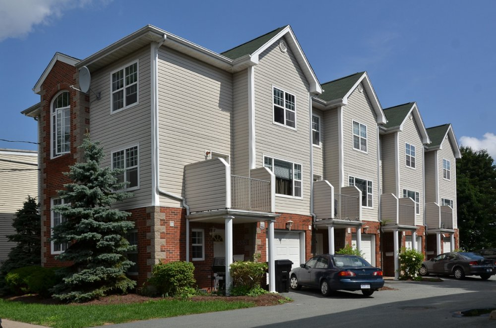 Hunter Street Townhouses East Locations ARC Management